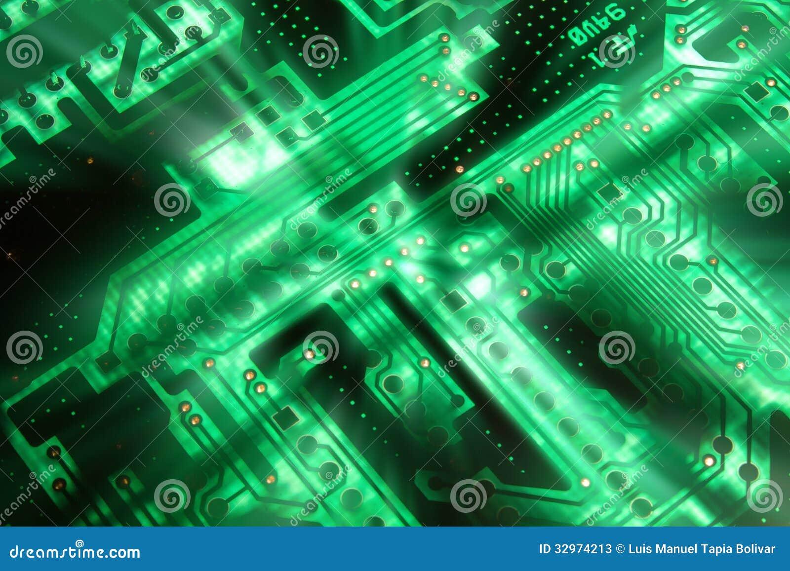 Circuito Eletrico : Circuito elétrico fotos de stock imagem