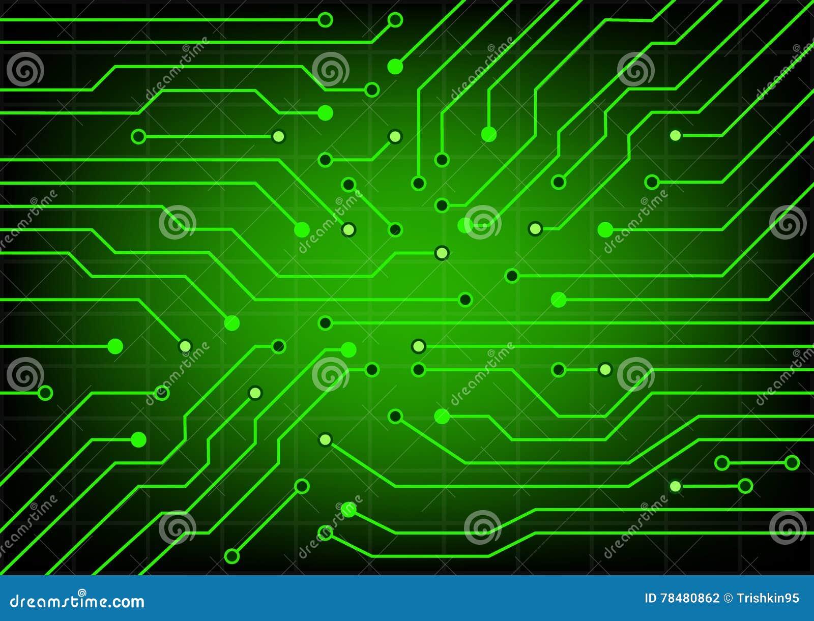 Circuito Eletricos : Circuito elétrico ilustração do vetor do eps ilustração do