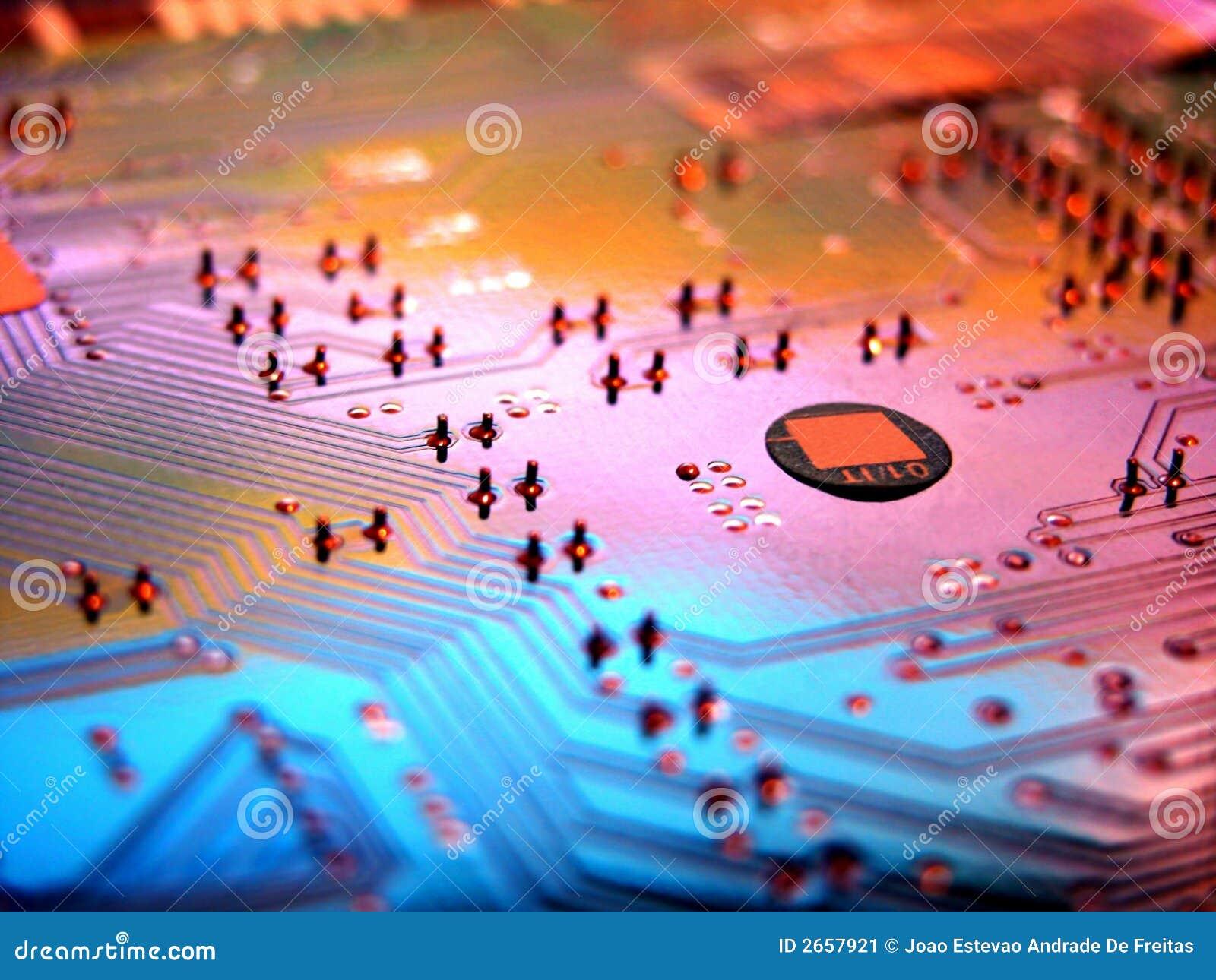 Circuits d un ordinateur