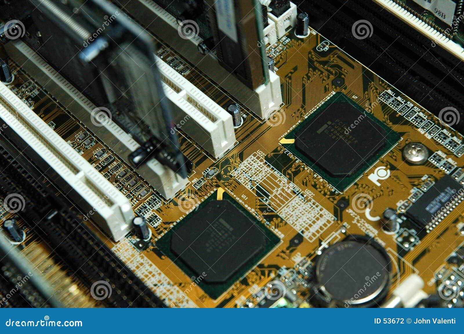 Circuits de PC