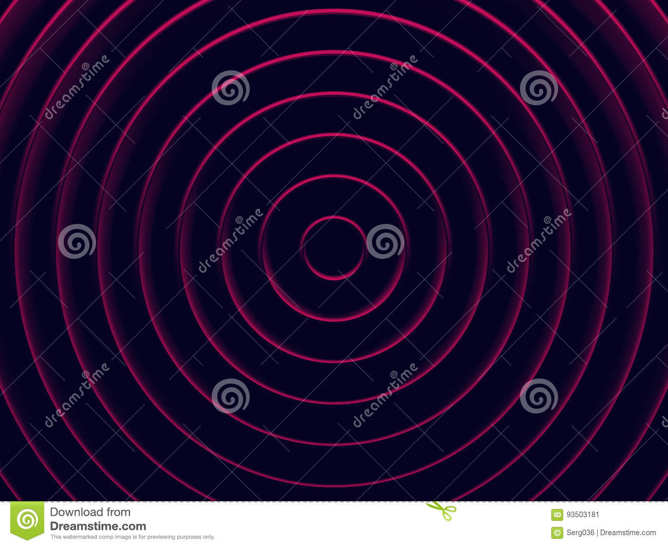 Book Cover Design App : Circular abstract background for graphic stock image