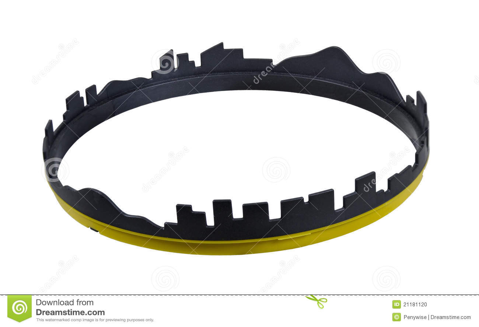 Circular Cityscape Crown