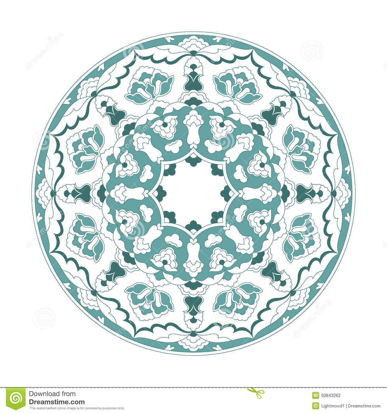 Traditional China Patterns circular pattern of chinese style stock vector - image: 50843262