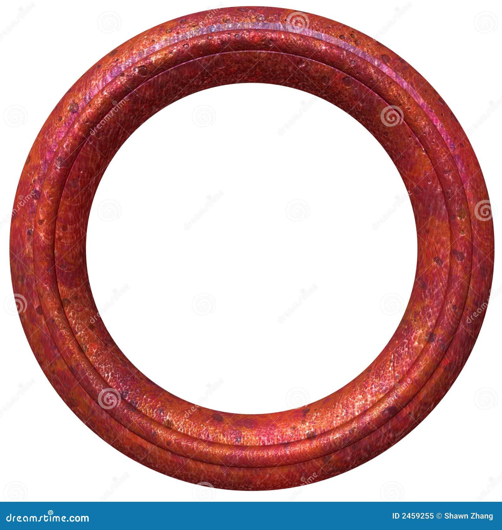 Circular Picture Frame