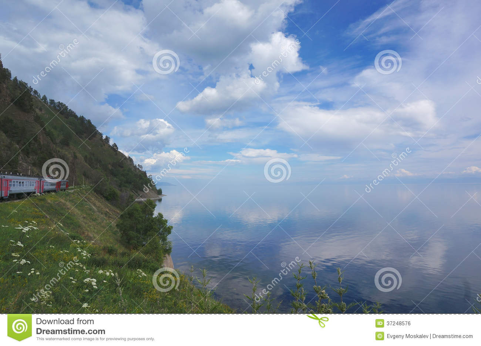 Circum Baikal kolej Baikal
