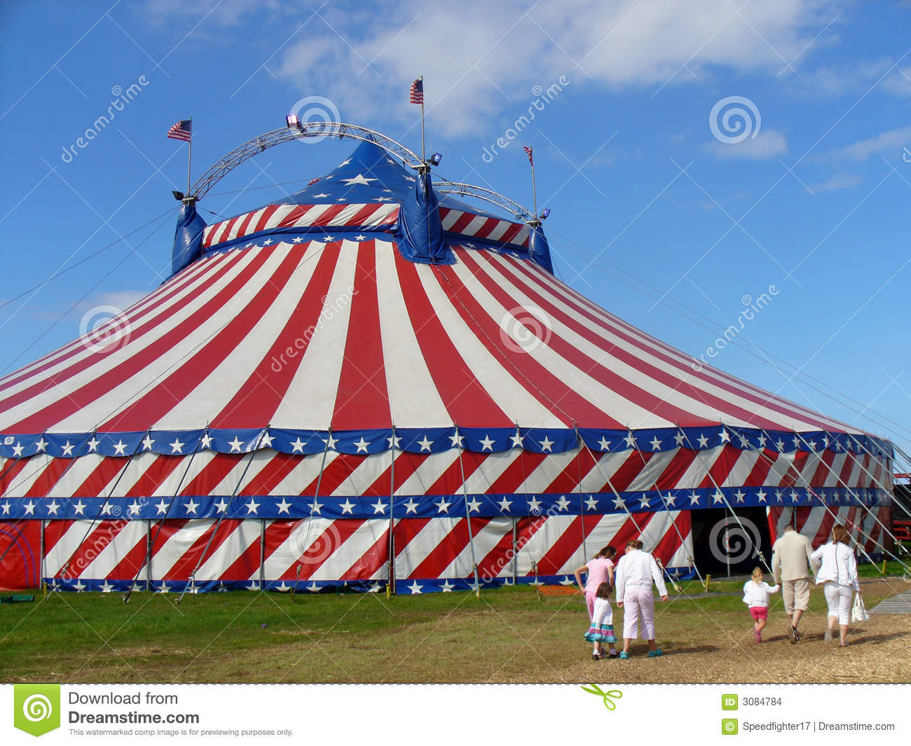 Circus Big Top Tent  sc 1 st  Dreamstime.com & Circus Big Top Tent stock photo. Image of marquee glory - 3084784