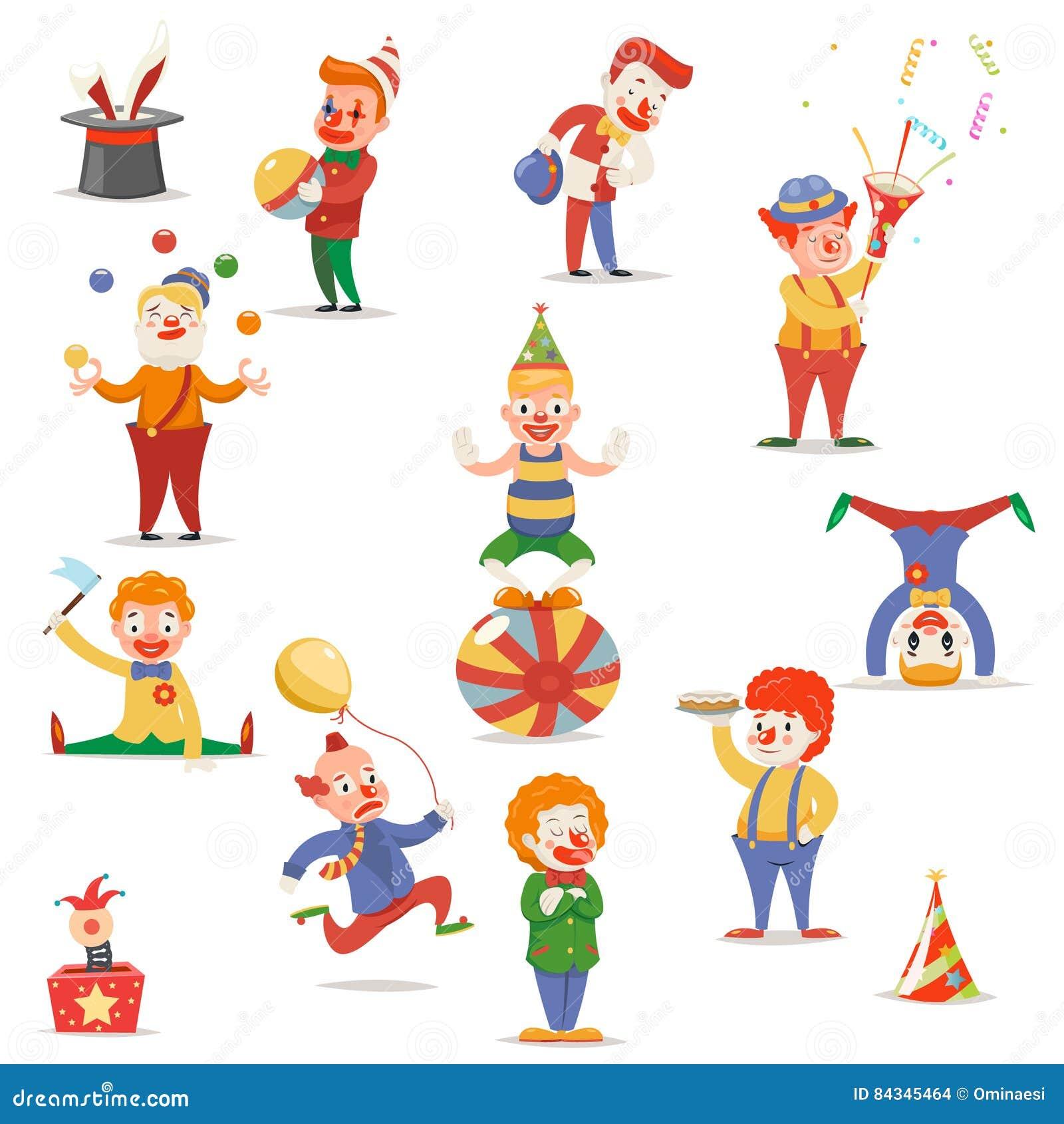 Vector Character Design Illustrator : Funny cartoon character vector illustration