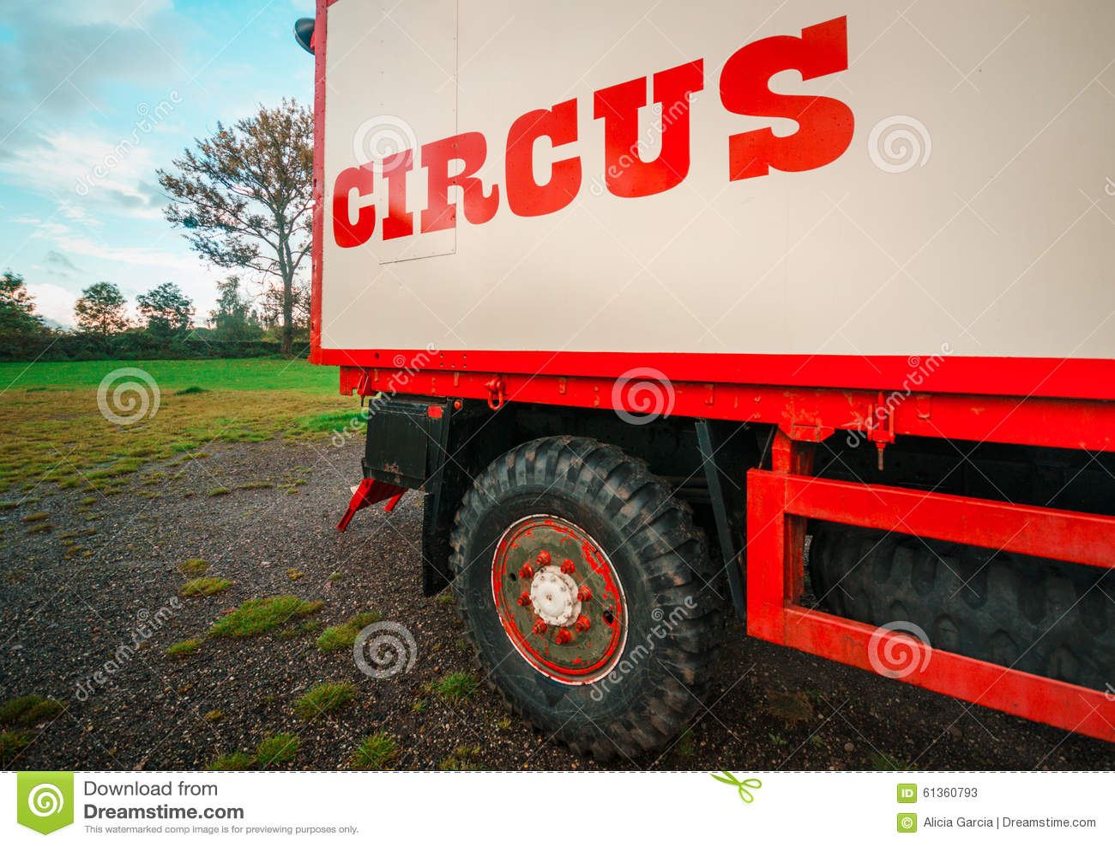 Circus - Nomadic artists