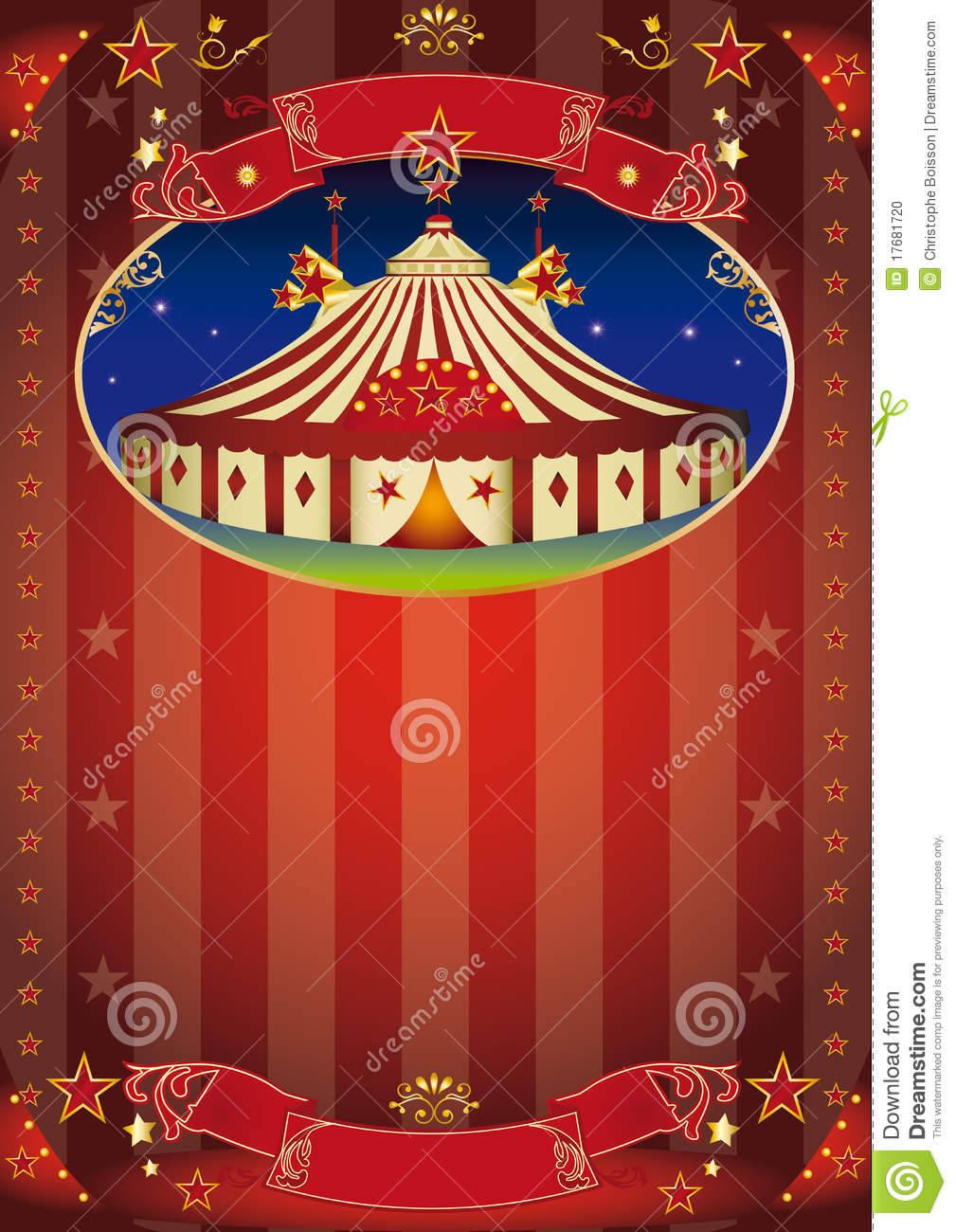 circus flyer background - photo #16
