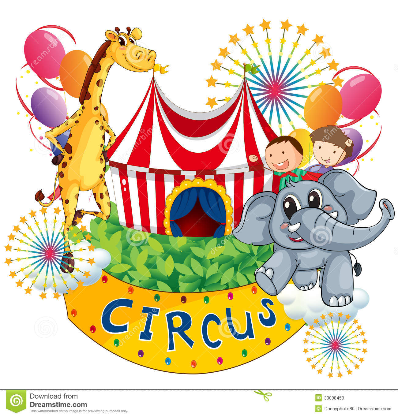 Uncategorized Circus Images For Kids a circus show with kids and animals royalty free stock images photo download kids