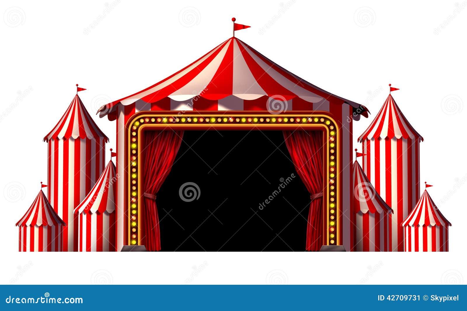 Purple stage curtains - Circus Stage Stock Illustration Image 42709731