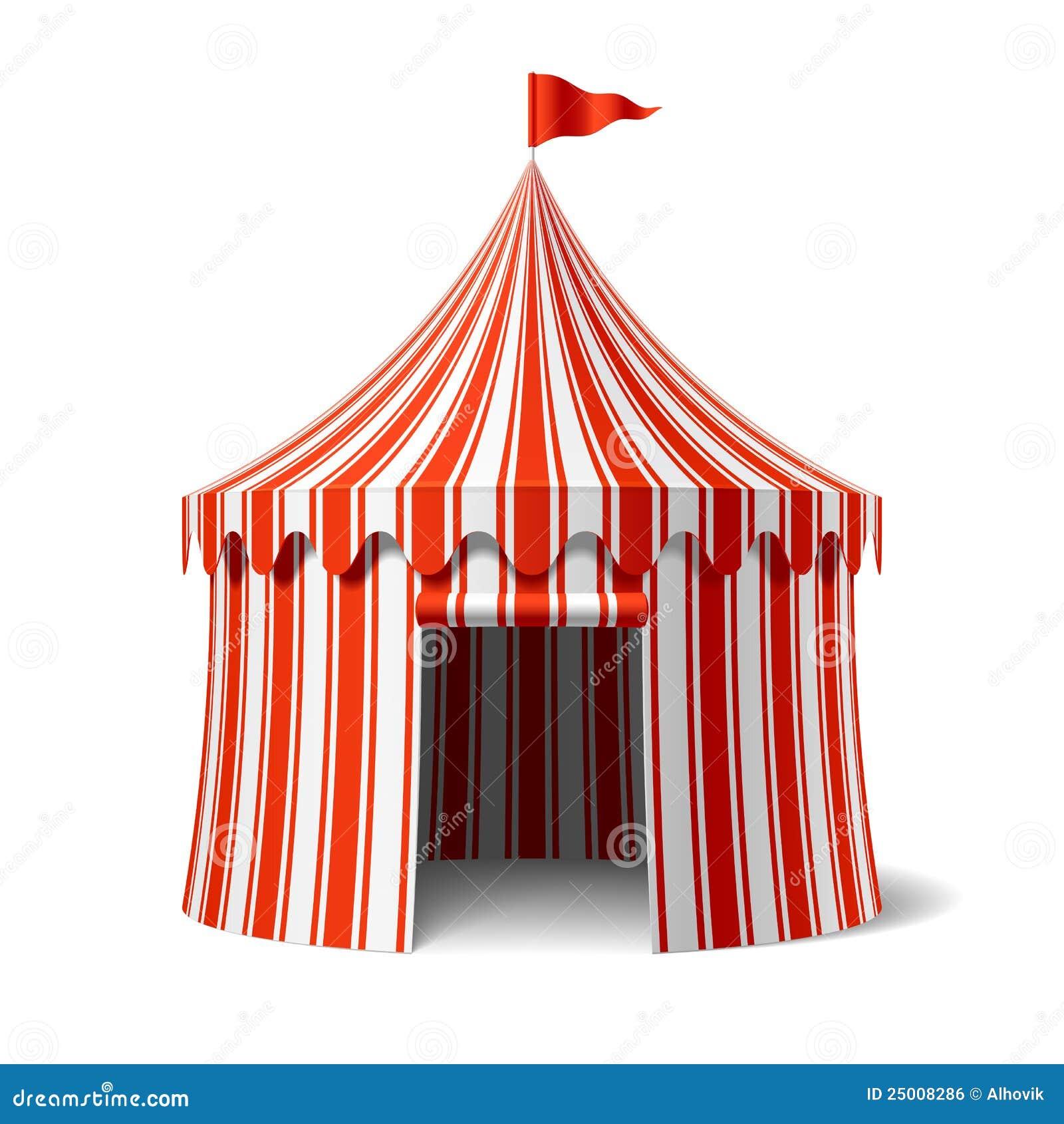 Circus tent  sc 1 st  Dreamstime.com & Circus tent stock vector. Illustration of stripes festival - 25008286