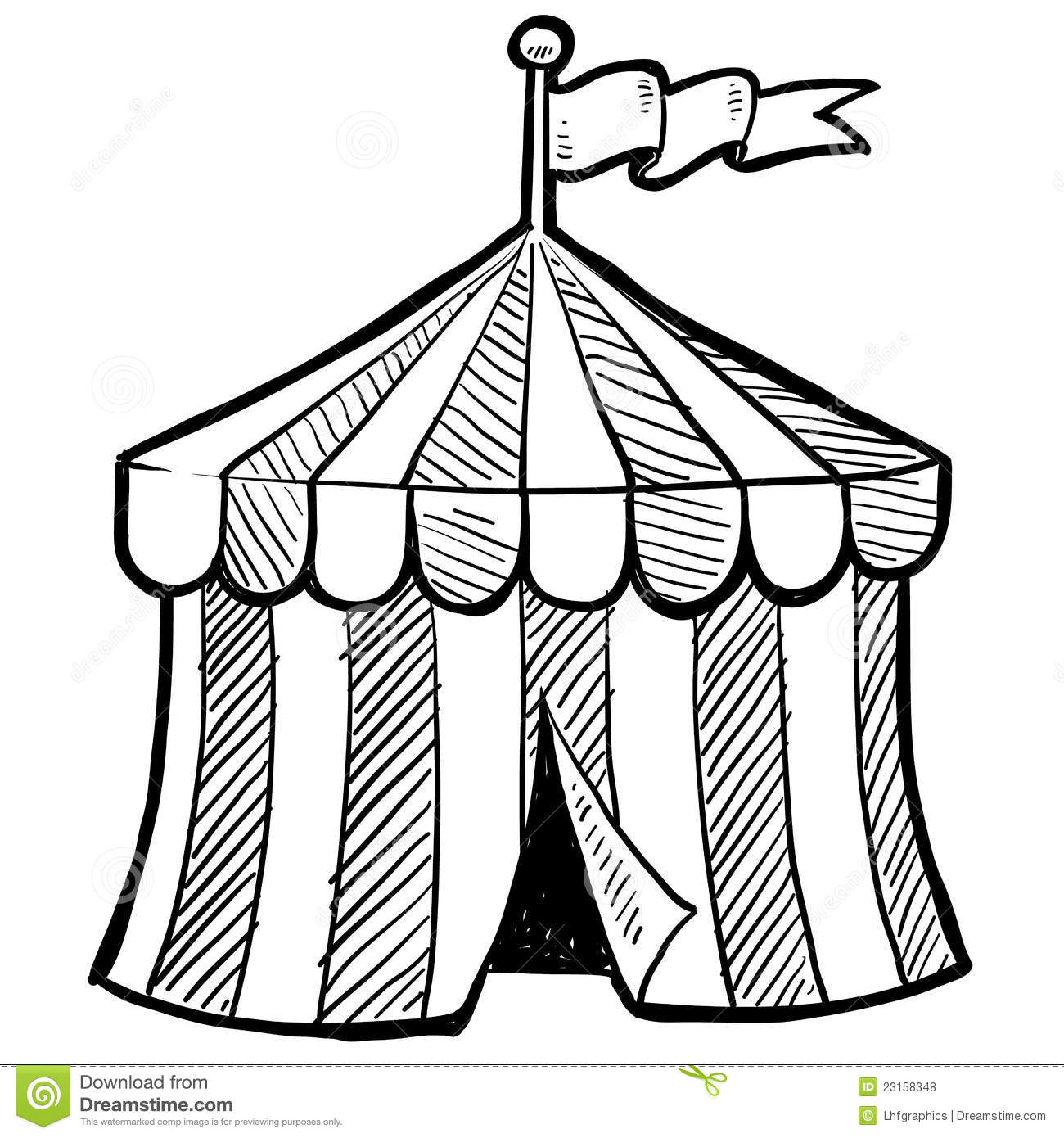 Circus Coloring Pages Printable