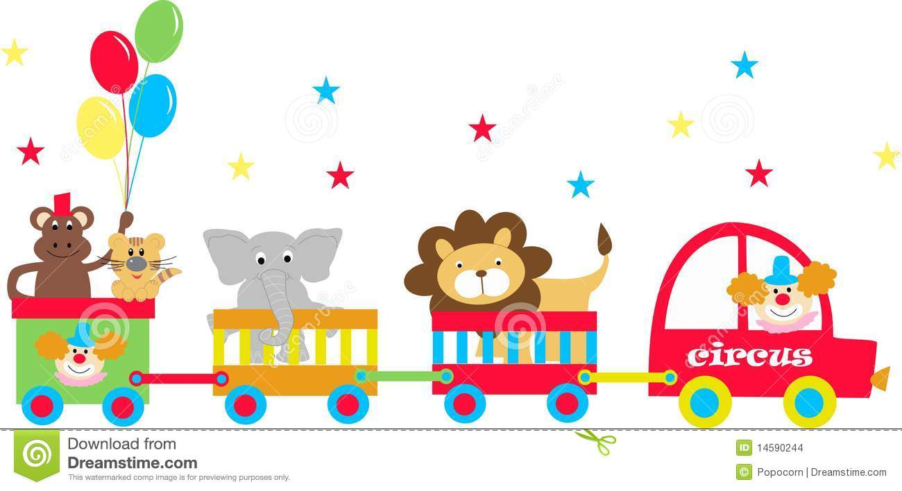 Circus Wagons Stock Images - Image: 14590244