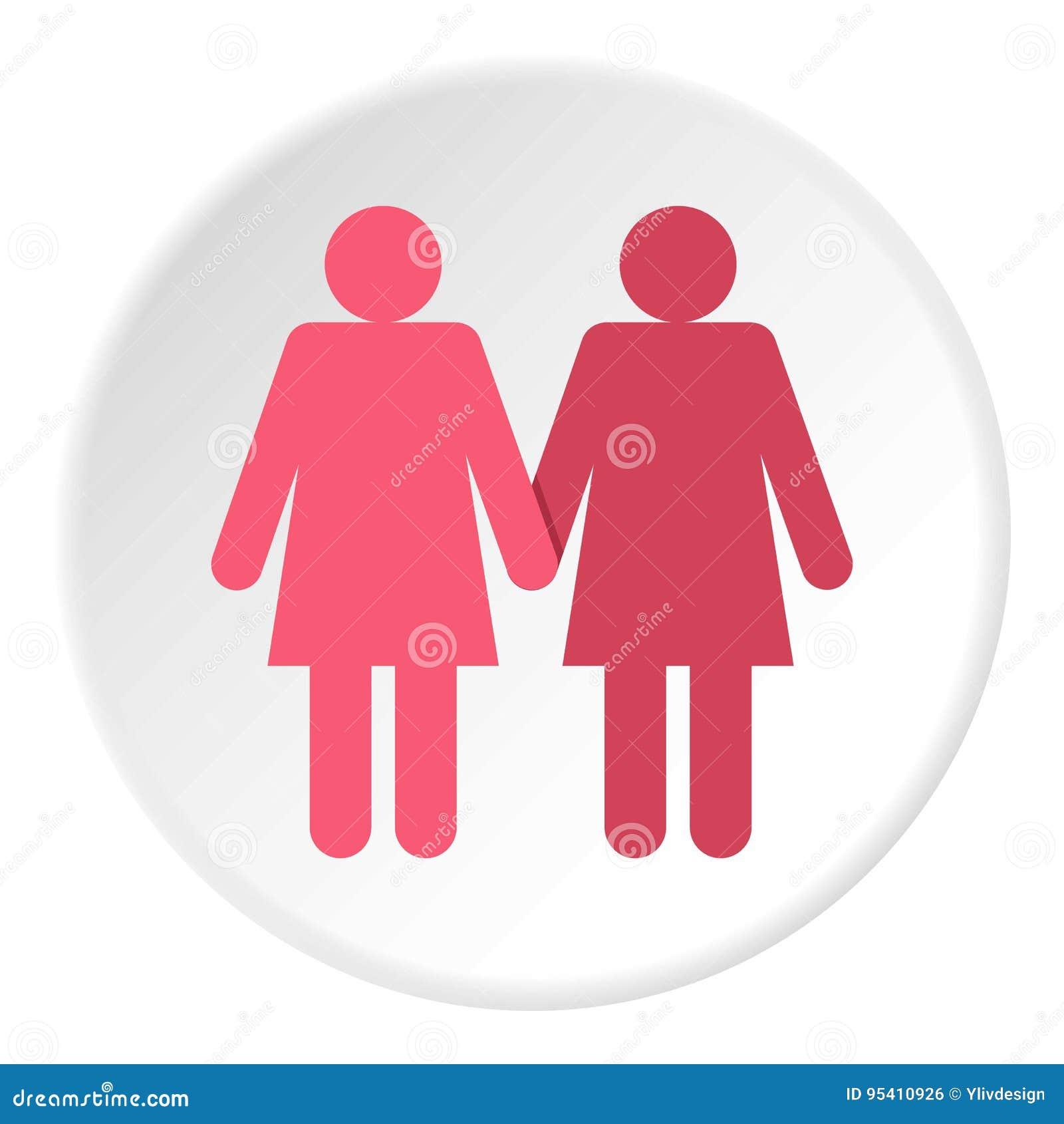 lesbisk sex symboler
