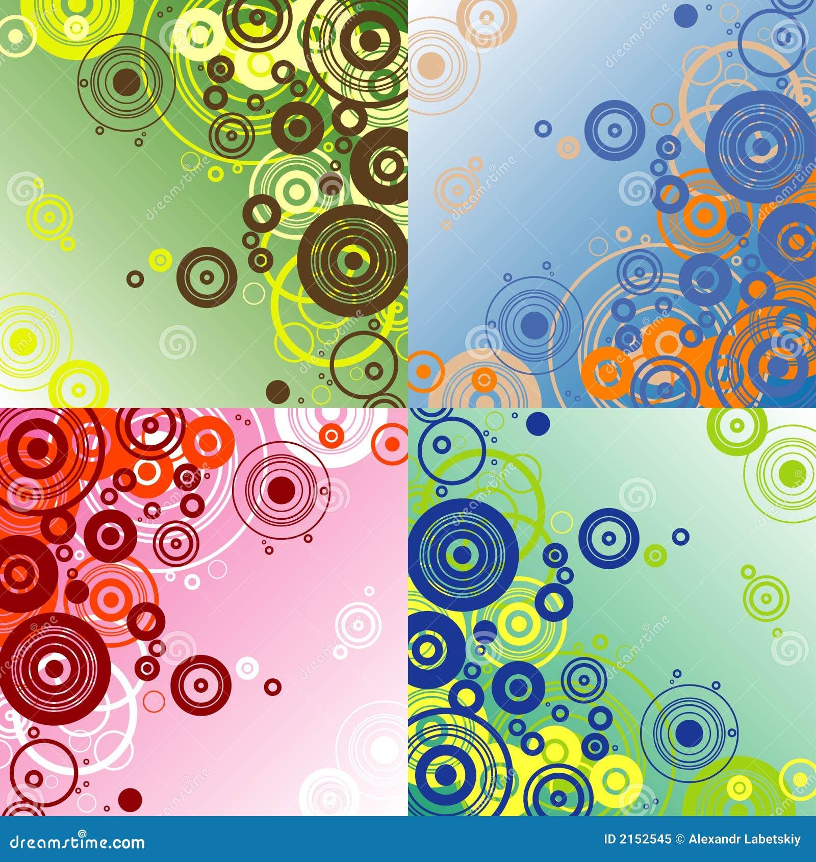 Cirkelwallpaper
