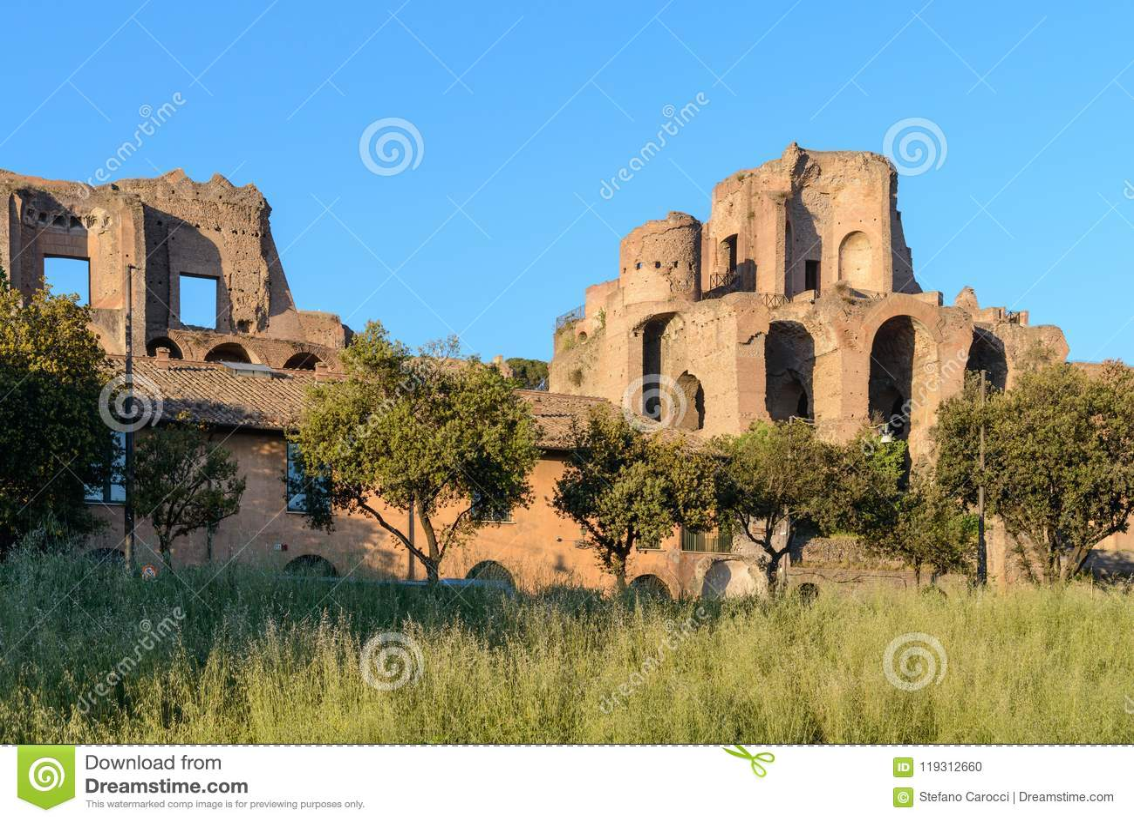 Cirkusen Maximus i Rome