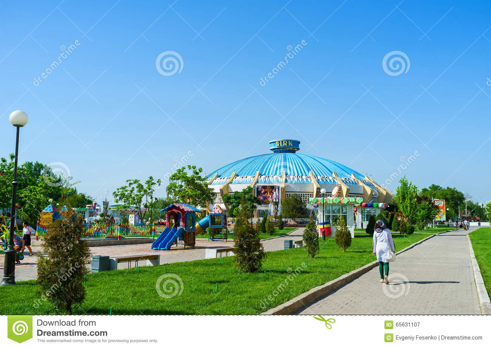 Cirque de Tashkent
