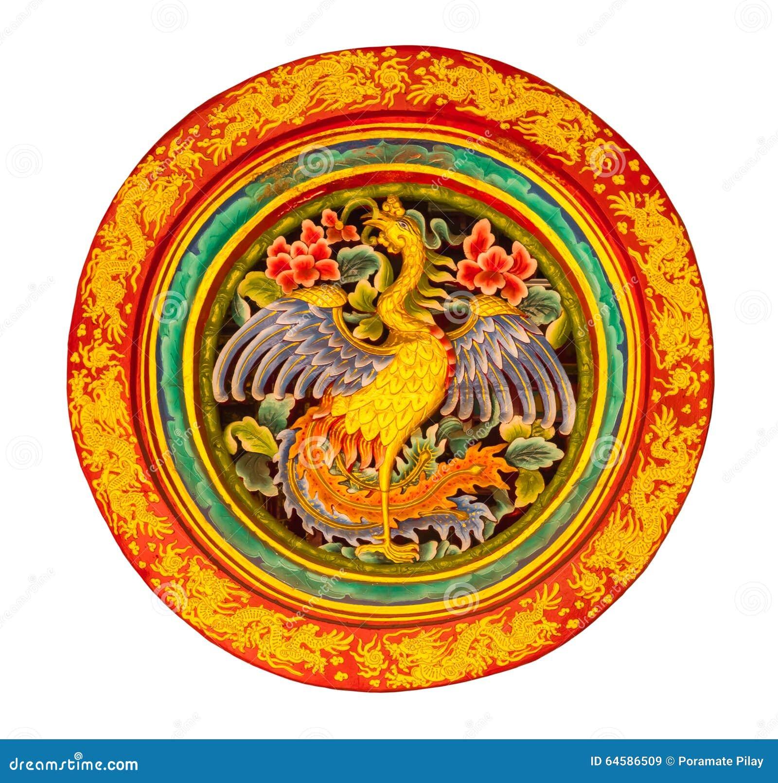 Cisne na roda do dragão