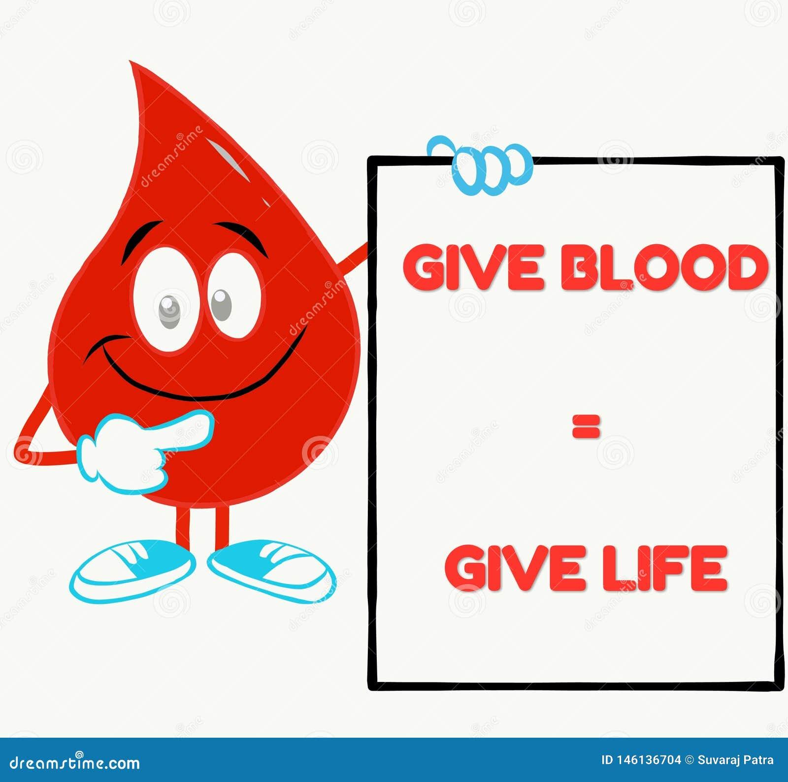 Citações inspiradas perfeitas da doação de sangue