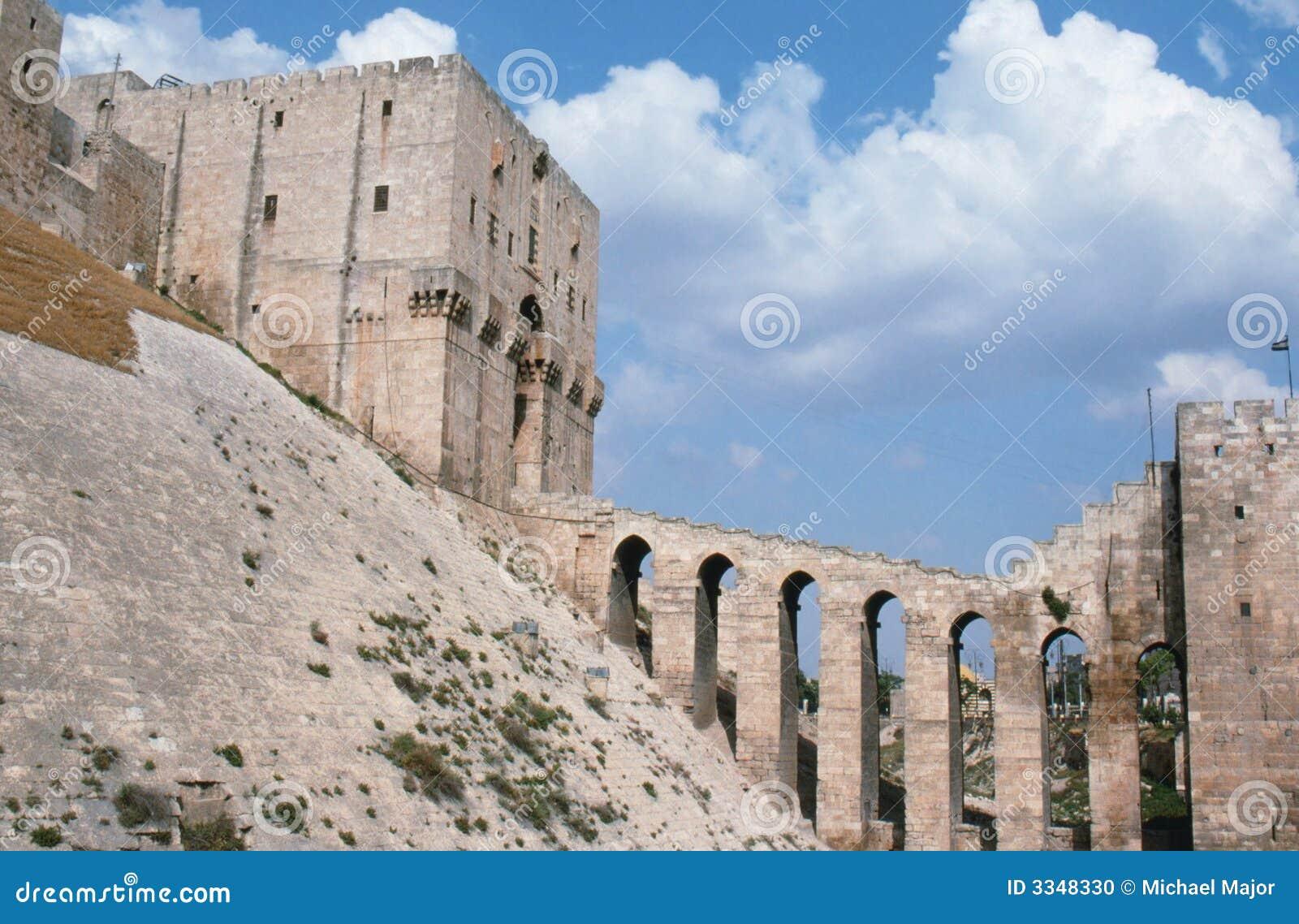 Citadel Aleppo Syria