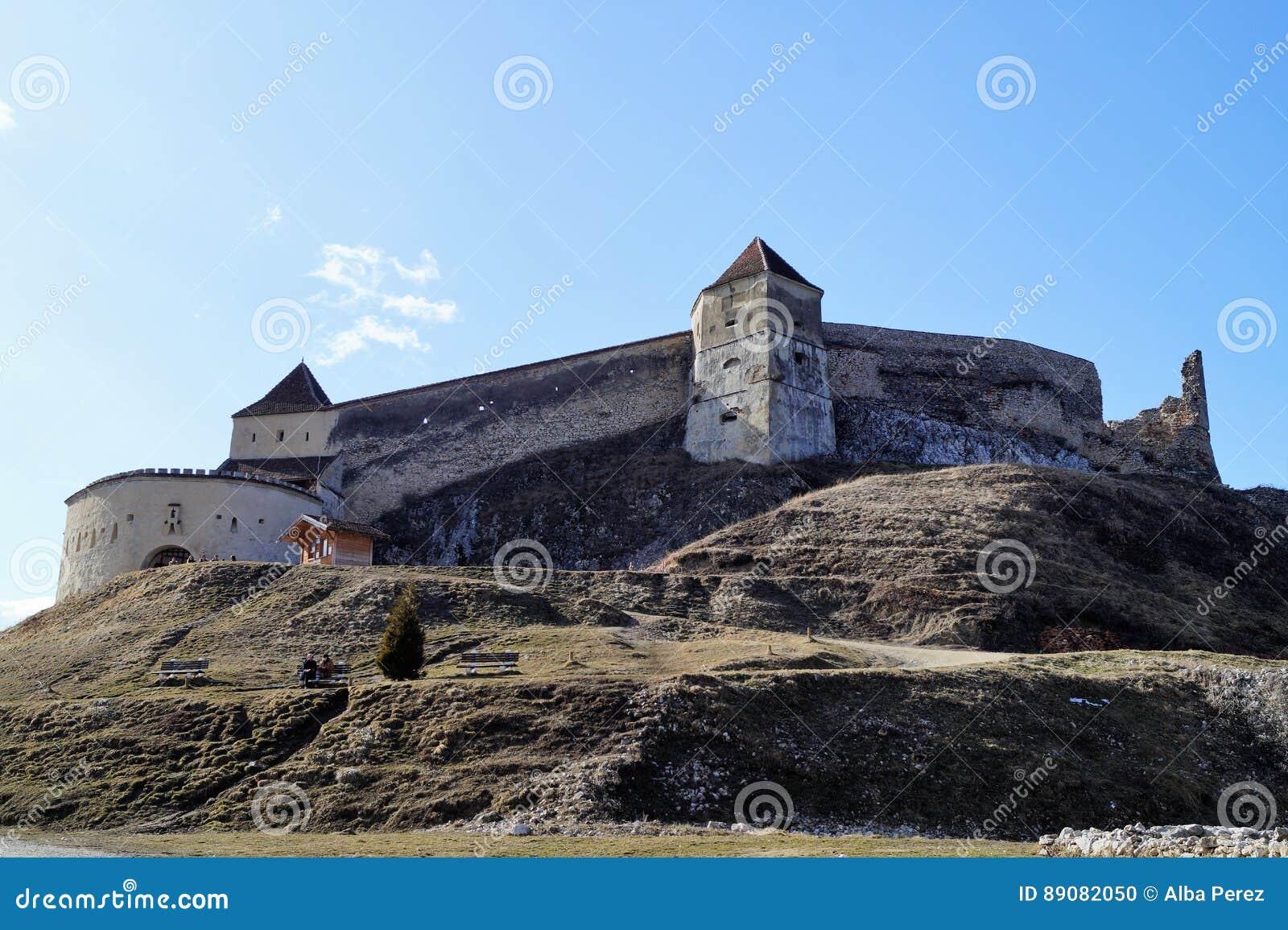 Citadel of Rasnov
