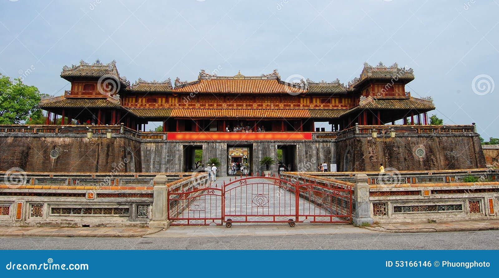 Citadel van Tint, Vietnam