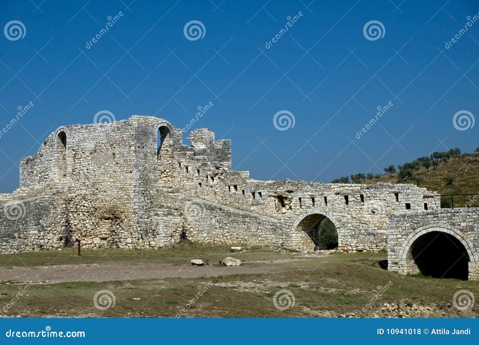 Citadela, Berati, Albânia