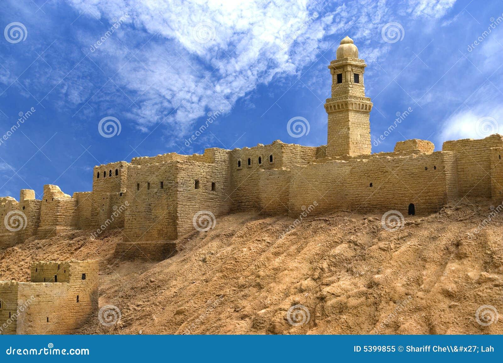 Citadelle Syrie d Aleppo