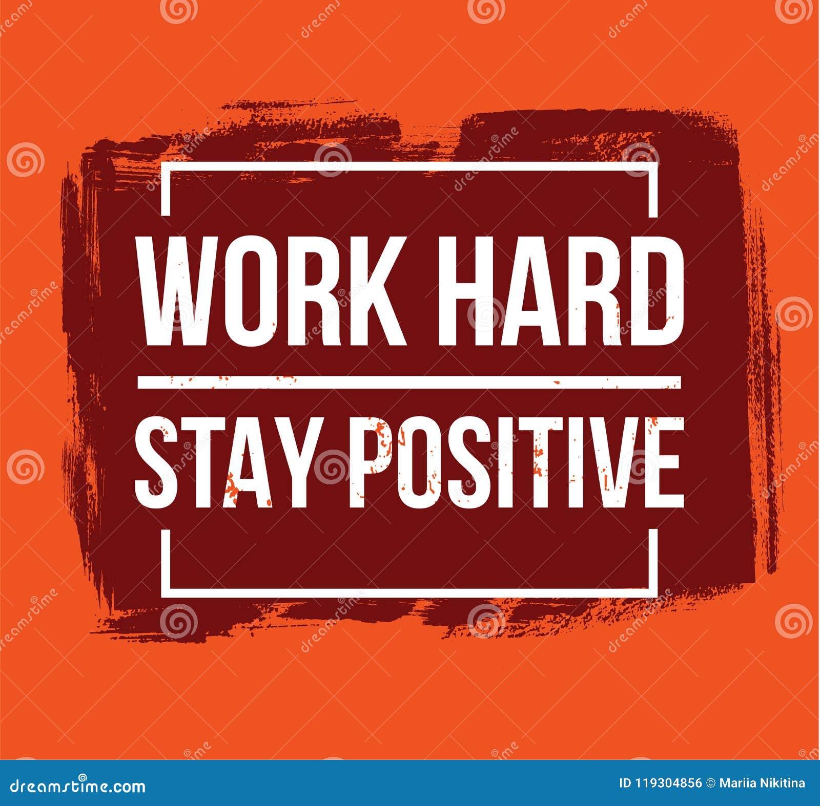 Hard Work Team Quotes: Citas De Motivación Positivas De La Estancia Dura Del