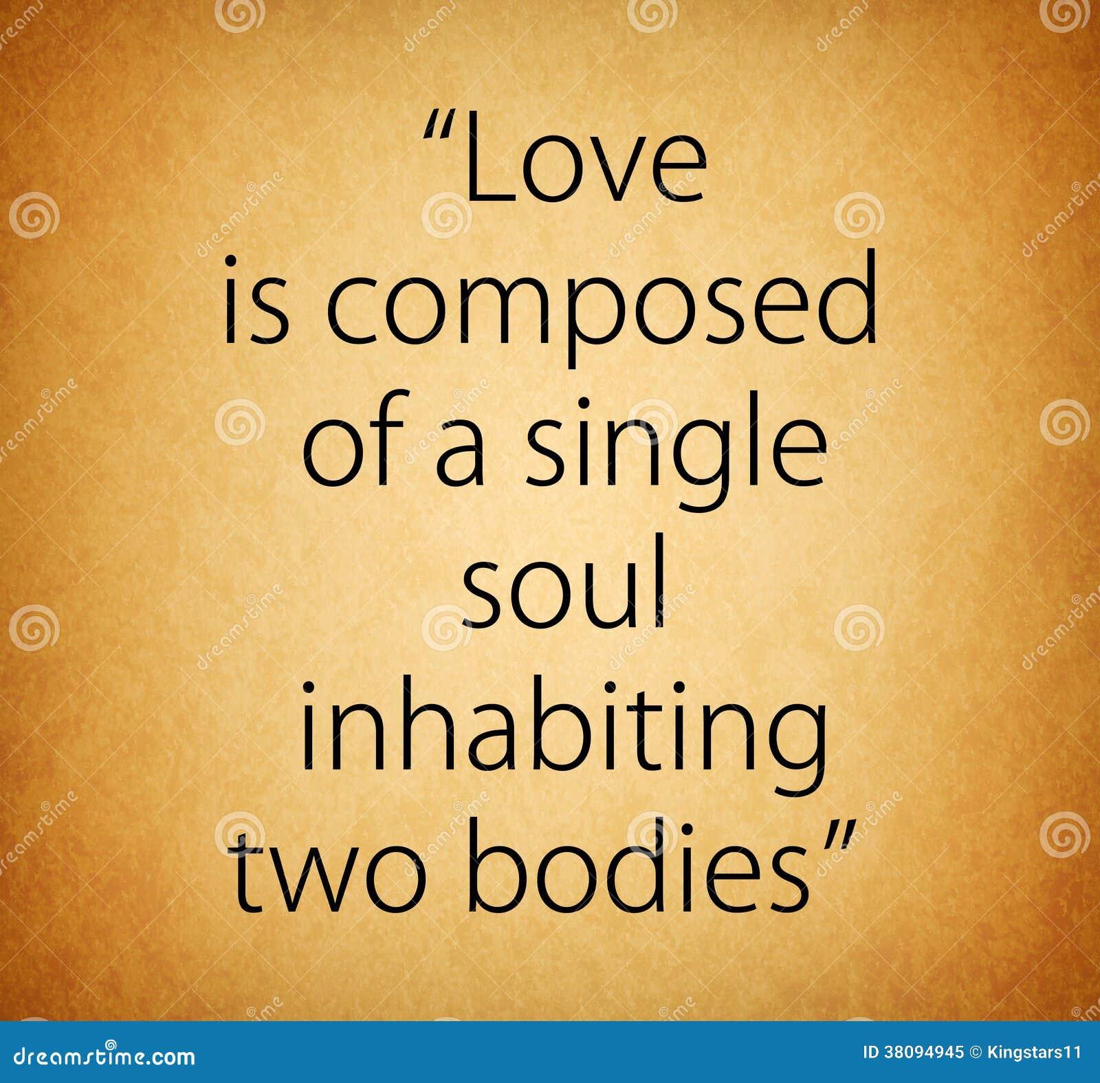 Citation de l'amour d'Aristote, citation d'amour.
