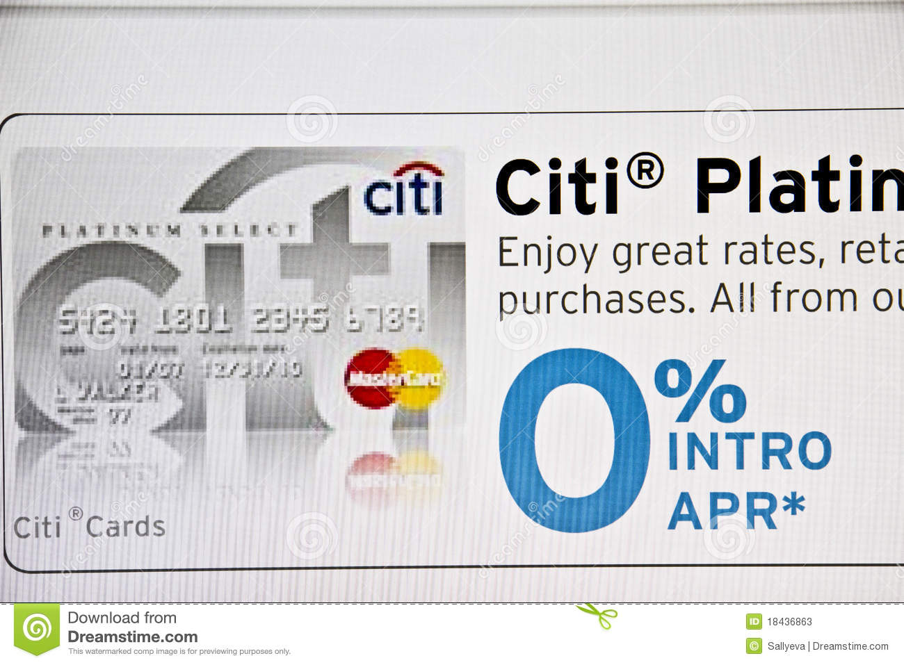 Citi Commercial Travel Card