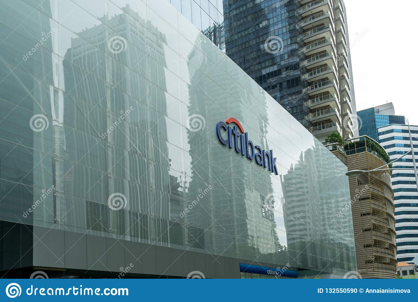 Citibank assina