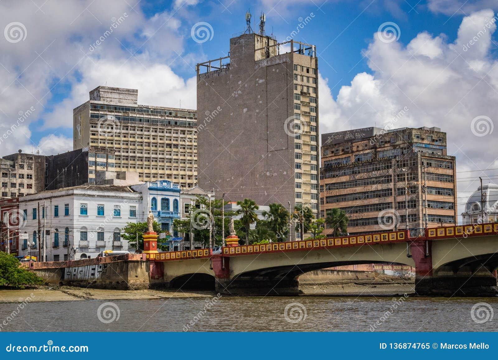 Cities of Brazil - Recife, Pernambuco state`s capital