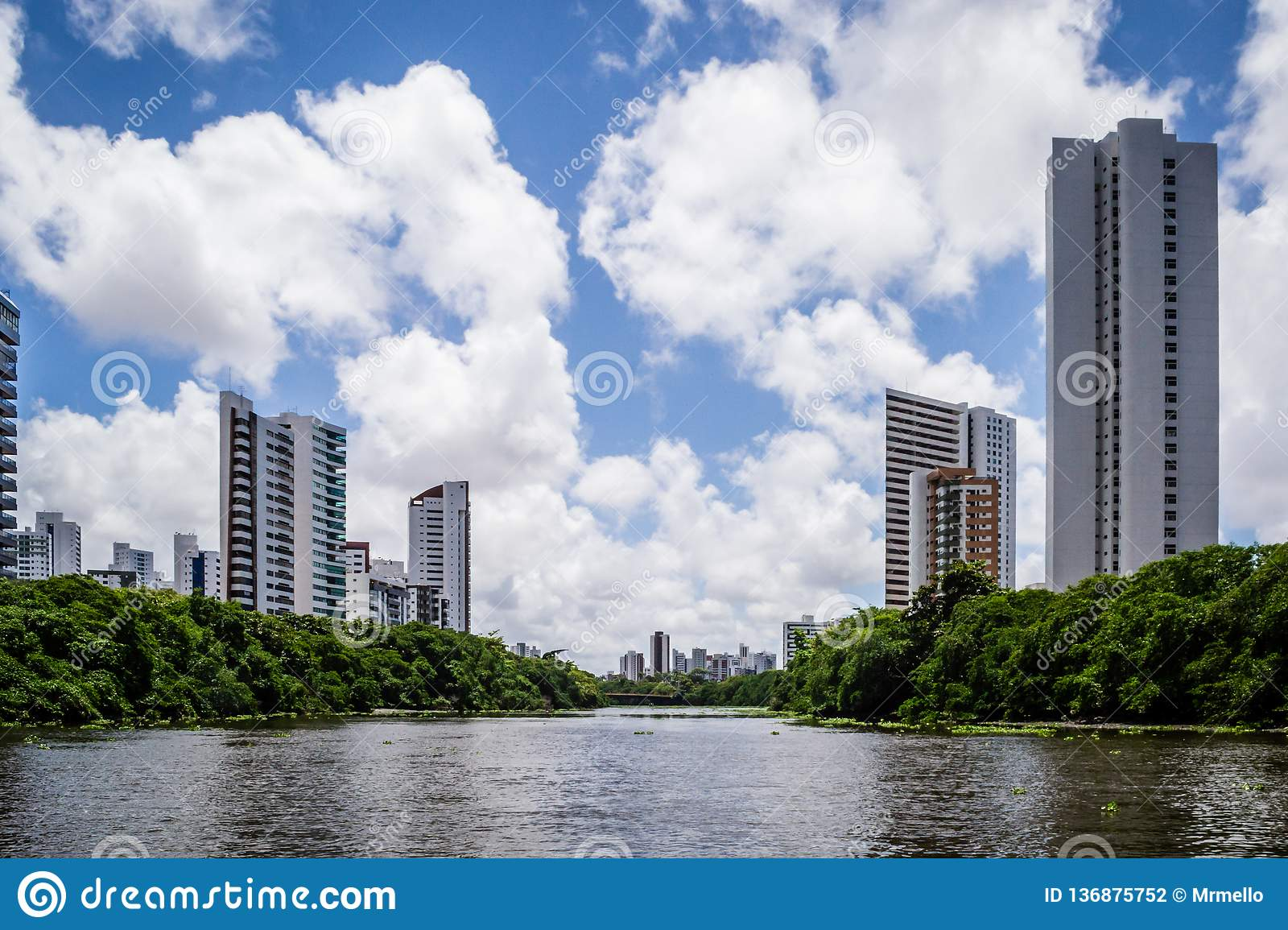 Cities of Brazil - Recife, Pernambuco state`s capital