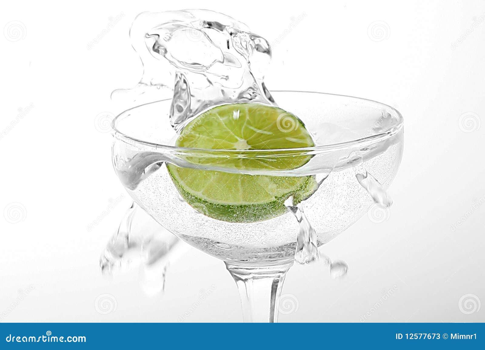 Citroen in glas