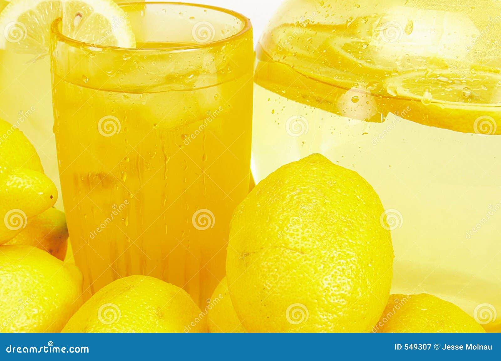 Citroenen en Limonade