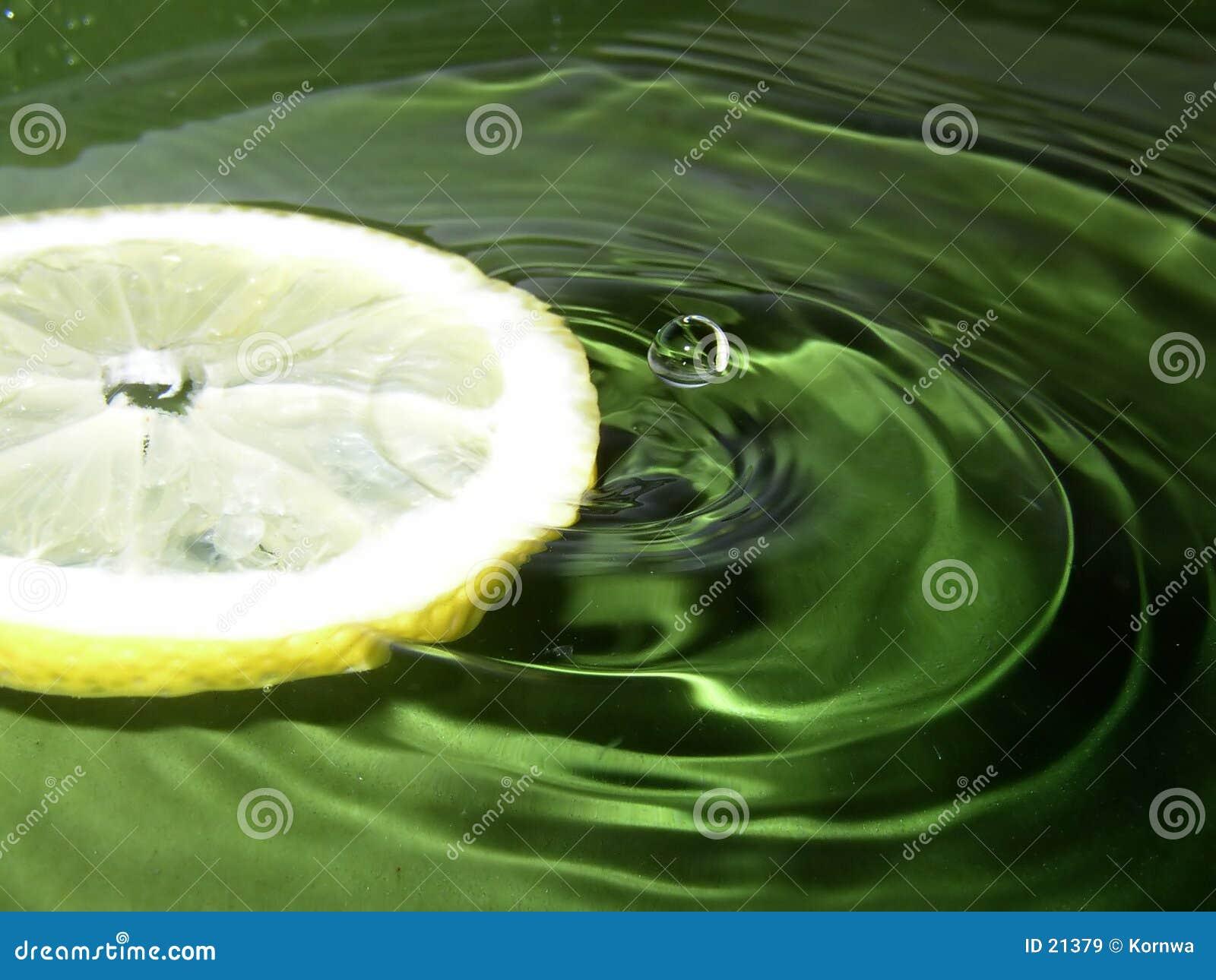 Citron wody