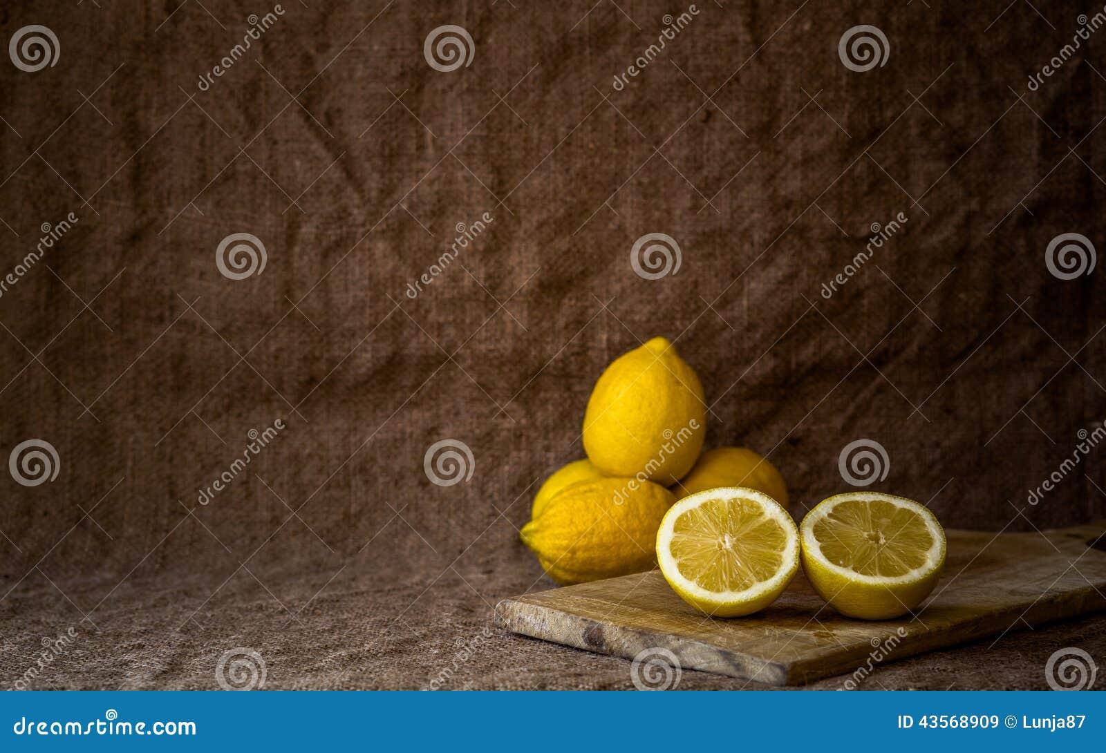 Citronlivstid fortfarande