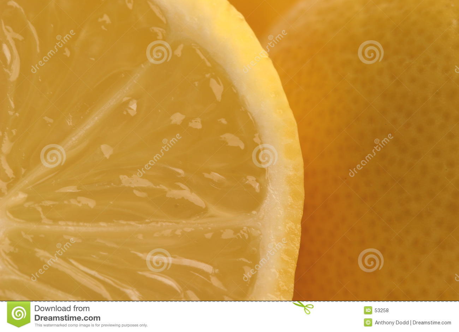 Citronsegment