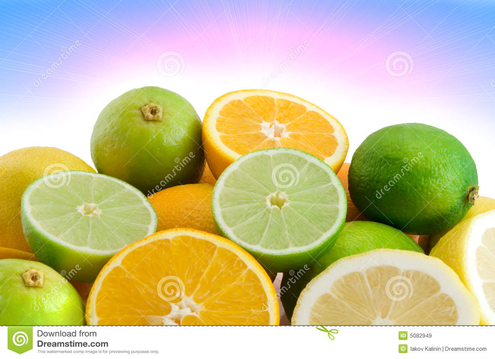 Citrus and sun