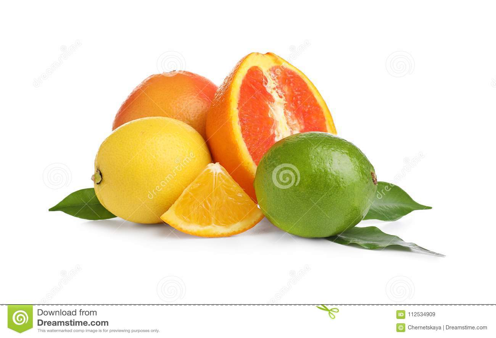 Citrusa nya frukter