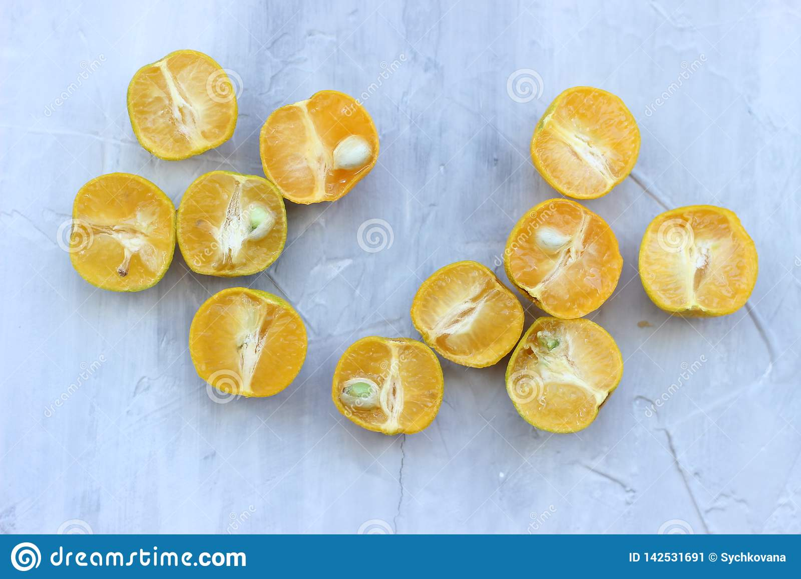 Citrusfrukt p