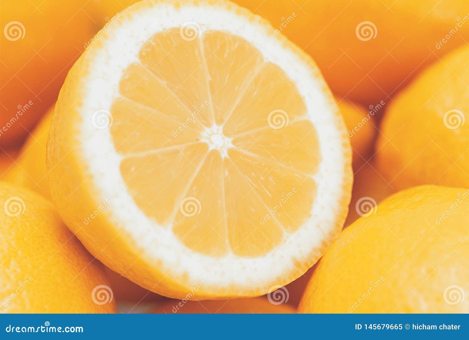 Citrusfruktskivor