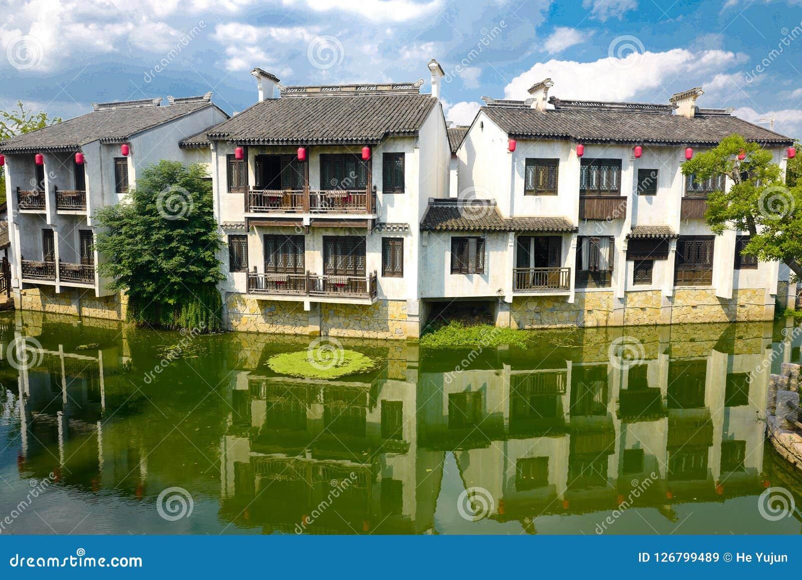 Città antica di Xuntang