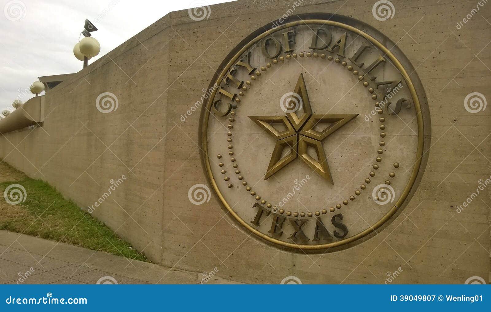 Città del segno di Dallas