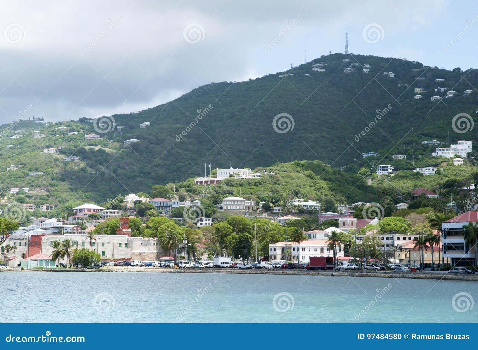 Città dell isola vergine