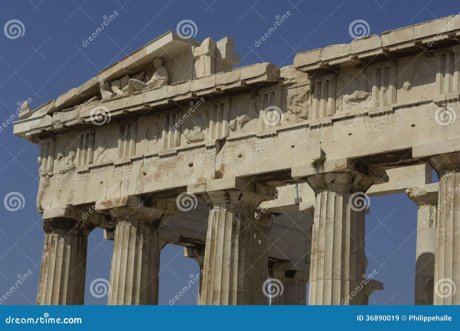 Download Città delle atene immagine stock. Immagine di greece - 36890019