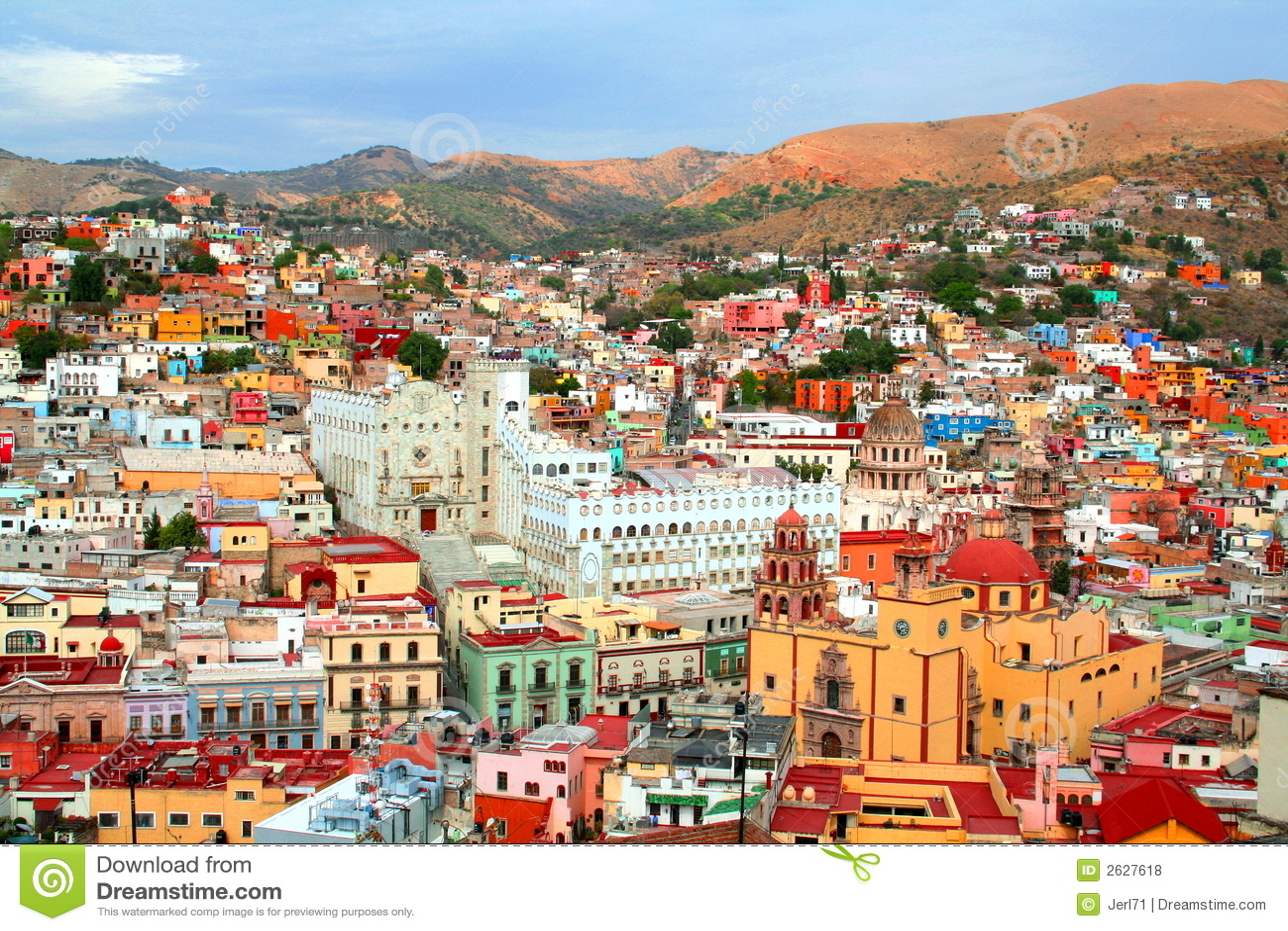 Città di Guanajuato
