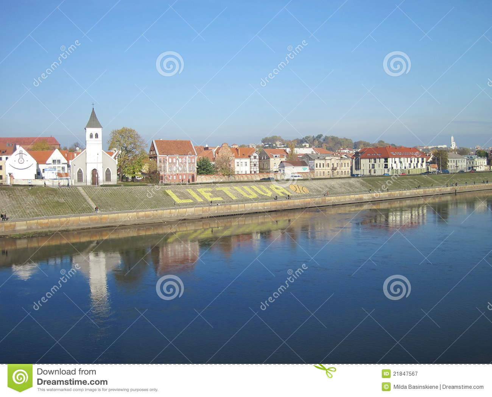 Città di Kaunas, Lituania